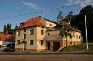 Penzion Chaloupka, Praha