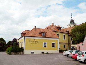 Pod kostelem, Týn nad Vltavou