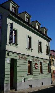 Time Cafe Penzion, Příbram