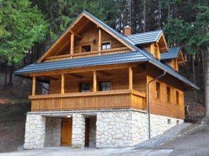 Chata Pod Loučkou, Horní Lomná