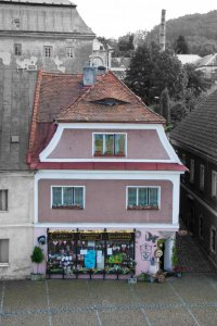 Dům v Centru, Česká Kamenice