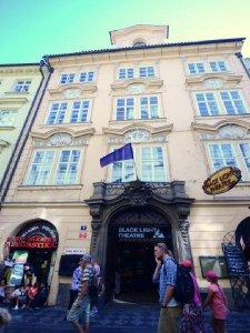 Pension Karlova, Praha