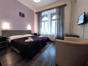 Hotel Olga, Praha