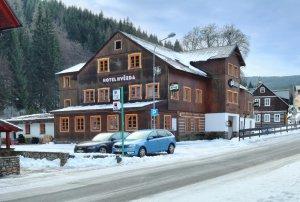 Hotel Hvězda, Pec pod Sněžkou
