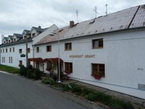 Moravský Grunt, Olomouc