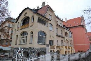 Vila Primavesi, Olomouc