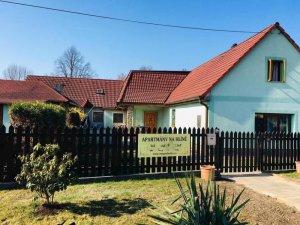 Apartmány Nová Hlína, Třeboň