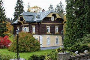 Lázeňská vila Eugen, Karlova Studánka