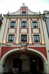 Hotel Zlatý Kohout, Mladá Boleslav