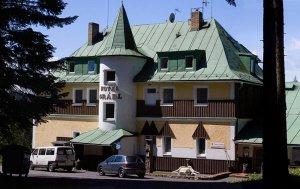 Hotel Grádl, Železná Ruda
