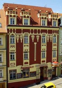 Hotel Hormeda, Praha