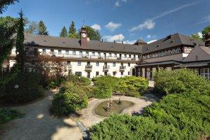 Lázeňský hotel Eliška ****, Velké Losiny