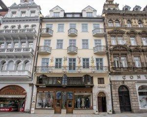 Residence Goethe U Tří mouřenínů, Karlovy Vary