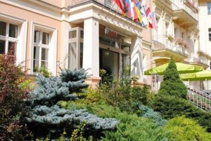 Hotel VENUS, Karlovy Vary