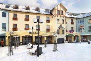 Wellness Hotel Gendorf ***, Vrchlabí
