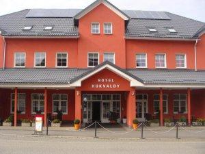 Hotel Hukvaldy, Hukvaldy