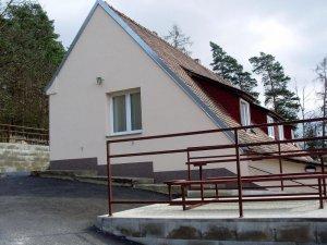 Penzion Páv, Kladruby