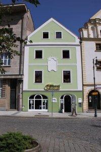 Caramell hotel&cafe, Louny