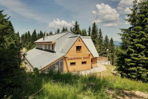 Masarykova chata na Beskydě, Bílá