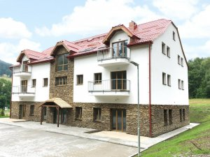 EFI ApartHotel Horní Lipová, Lipová-lázně