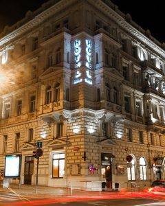 Boutique hotel Seven Days, Praha
