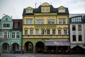 Hotel Labuť , Vrchlabí