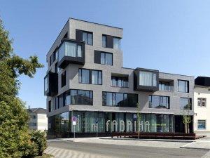 Fabrika hotel, Humpolec