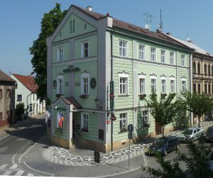 Hotel Jičín, Jičín