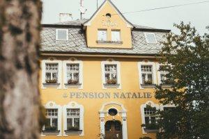 Apartmány Natálie, Františkovy Lázně