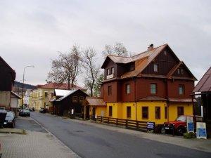 Penzion 414, Vrchlabí