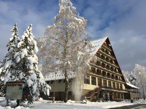 Hotel Rusava, Rusava