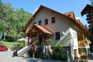 Hotel Chata Polanka, Nové Hrady