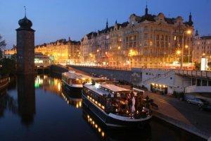 BOAT HOTEL MATYLDA, Praha