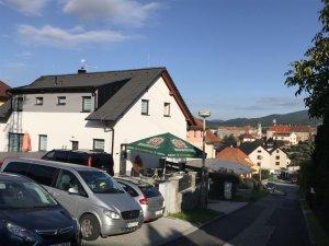 Penzion Hornička, Český Krumlov