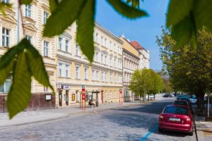 Bright Prague Castle Apartments, Praha