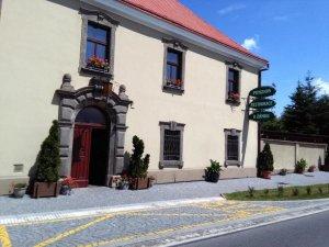 Penzion a restaurace U zámku, Slatiňany
