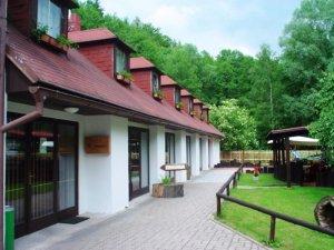 Motel Svatý Kryštof , Tupadly