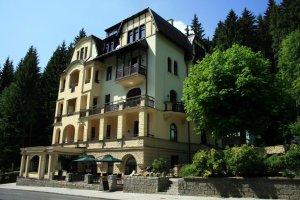 Spa & Wellness Hotel St. Moritz, Mariánské Lázně