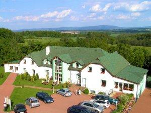 Hotel a Pension Seeberg, Františkovy Lázně