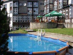 Hotel Swing  Lipno, Černá v Pošumaví