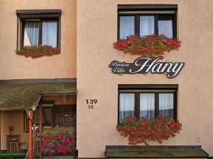 Pension Villa Hany, Mariánské Lázně
