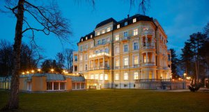 Hotel Imperial ****Superior, Františkovy Lázně