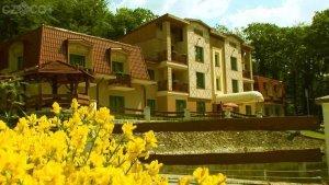 Hotel Loučky, Litvínov