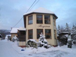 Penzion  Regina, Kašava