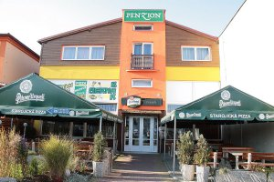 PENZION-Hotel Starojická pizza+, Nový Jičín