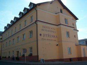 Hotel Jitřenka, Konstantinovy Lázně
