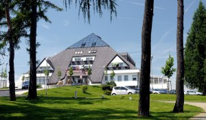 Lázeňský hotel Pyramida I a Pyramida II, Františkovy Lázně