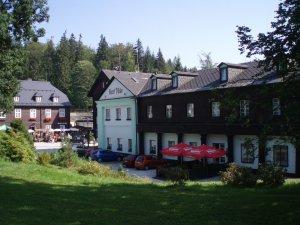 Hotel Džbán, Karlova Studánka