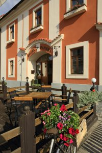 Hotel Panská, Bechyně