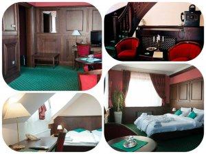 Hotel U hejtmana Šarovce, Uherské Hradiště